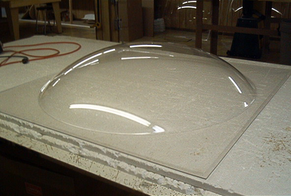 Ez Tops World Wide Manufacture Acrylic And Lexan Skylights
